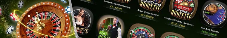 Roulette online House Edge