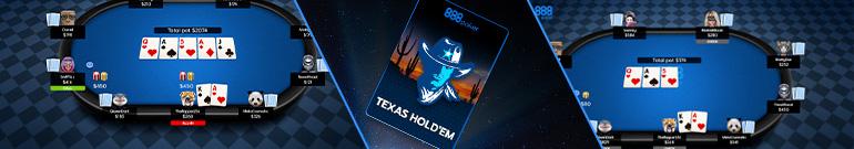 Sito mobile e app 888 Poker