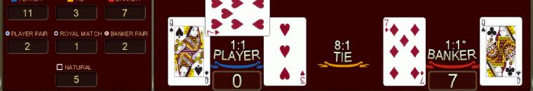 Giochi di baccarat gratuiti