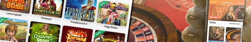 Bonus e promozioni del Casino Leo Vegas